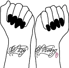 demi lovato stay strong tattoos drawing by fichibi5 on deviantart