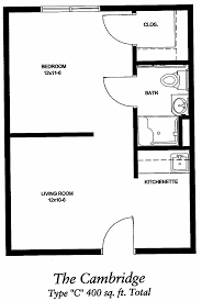 Boston College Floor Plans by 26 Best 400 Sq Ft Floorplan Images On Pinterest Apartment Floor