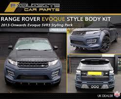 lexus is220 body kit uk range rover evoque svr3 bodykit styling pack oem quality