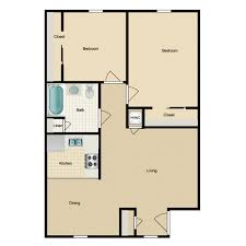 2 bedroom 1 bath floor plans the apartments of baytown availability floor plans pricing