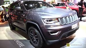 diesel jeep cherokee 2017 jeep grand cherokee trailhawk 3 0l diesel exterior