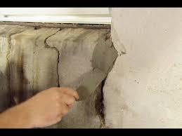 how to repair a in a concrete foundation this old house