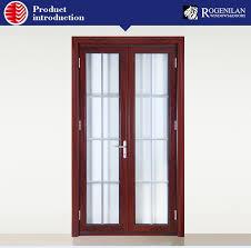 Exterior Aluminum Doors Rogenilan Decorative Front Aluminum Door Exterior Gate