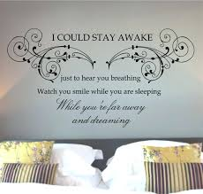 bedroom wall quotes bedroom wall decal quotes wall quotes images buy quote wall art