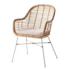 Esszimmerst Le Aus Rattan Esszimmerstühle Und Andere Stühle Von Eva Padberg Collection