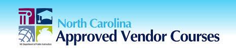 approved vendor courses u2013 north carolina virtual public