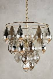 Moroccan Crystal Chandelier Lighting Anthropologie