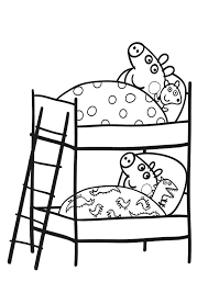peppa pig coloring pages peppa pig colouring color sheets
