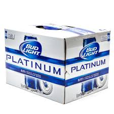 bud light platinum price bud light platinum 12oz slim cans 12 pack beer wine and