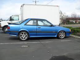 1992 subaru loyale sedan view of subaru leone photos video features and tuning of