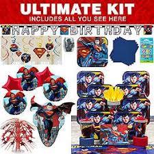 Superman Birthday Party Decoration Ideas Best 25 Superman Party Decorations Ideas On Pinterest Superhero