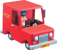 postman pat van friction amazon uk toys u0026 games