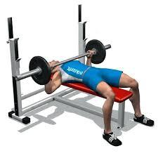 Flat Bench Press Dumbbell Decline Barbell Bench Press Bench Press Dumbbell Vs Barbell Weight