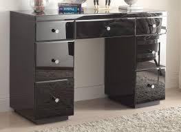 Black Vanity Black Vanity Table With Drawers Home Design