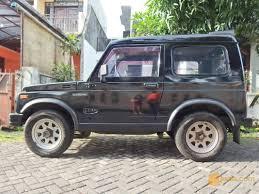 suzuki jimny katana dijual jimny katana tahun 1988 original kab malang jualo
