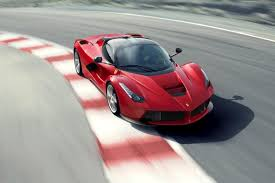 laferrari crash test the ferrari of tomorrow will use floor mounted batteries and