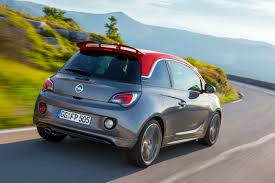 opel adam 2017 s for sports star new opel adam s debuts at paris motor show