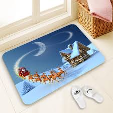 Cheap Home Decor From China Online Buy Wholesale Christmas Doormat From China Christmas