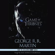 Barnes Noble Audio Books A Game Of Thrones A Song Of Ice And Fire 1 By George R R