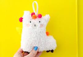shop small 20 handmade ornaments for fiber artists makers