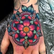 best 25 mandala flower tattoos ideas on pinterest lotus mandala