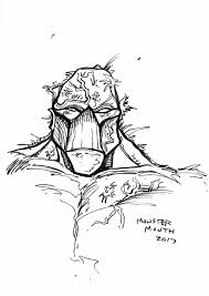 monster month 2017 1 swamp thing java