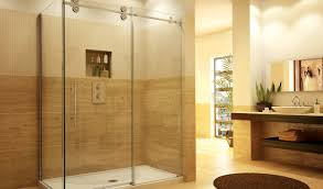 Half Shower Doors Glass Tub And Shower Enclosures Tub Enclosure Shower Doors Half