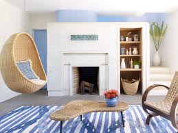 Swing Chairs For Rooms Blue Room With White Roof Living Room Blue Accent Living Room