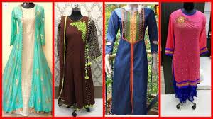 top dress ideas for girls women trendy fashion new designs
