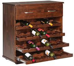 rustic tabletop wine rack wood wine rack furniture u2013 laluz nyc