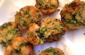 cuisiner salicorne croquettes aux crevettes salicornes et gingembre on my kitchen