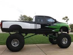 buy lifted dually 4x4 monster truck cleveland ohio