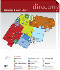 San Jose City College Map by Berryessa Branch Library San Jose Public Library