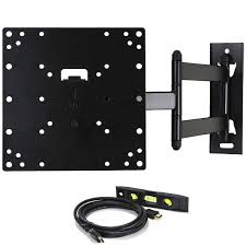 amazon com videosecu articulating tv wall mount bracket for vizio