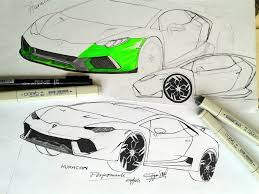 lamborghini car drawing cardrawing hashtag on twitter