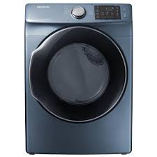 Gas Clothes Dryers Reviews Samsung 7 5 Cu Ft Gas Dryer With Steam In White Energy Star