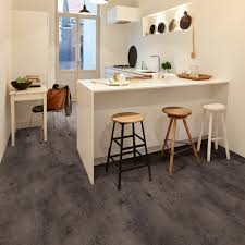 B Q Bathroom Laminate Flooring Natural Carbon Effect Premium Luxury Vinyl Click Flooring 1 5m