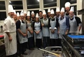 thierry marx cuisine mode d emploi l équipe de mon stade en stage à cuisine mode d emploi s