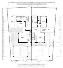 Ghana House Plans Ohenewaa House Semi Detached Plans Amazing House Plans