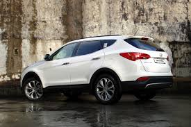 hyundai santa fe car price review 2013 hyundai santa fe 2wd 4wd carguide ph philippine