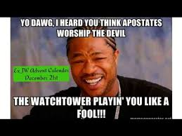 Meme Meme Tekel Upharsin - meme meme tekel upharsin ex jw advent calender dec 21 youtube