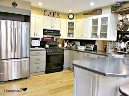 Painting Kitchen Cabinets Chalk Paint by Cozy Overstock Kitchen Cabinets Home Designs