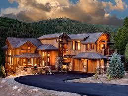 Beautiful Mountain Houses by Luxury Mountain Home Come In September To Vrbo