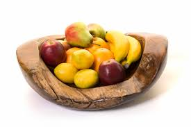 wooden fruit bowl wholesale gifts stemstyle