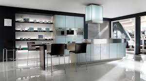 cuisine en verre meubles de cuisine bois et verre recréés inspiration cuisine