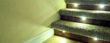 solar stair lights indoor indoor stair lighting led stair lighting indoor ideas classy door