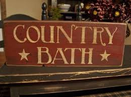 Country Bathroom Decor Best 20 Primitive Bathroom Decor Ideas On Pinterest Primitive