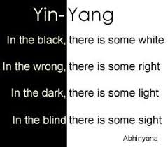yin yang how seemingly opposite or contrary forces are
