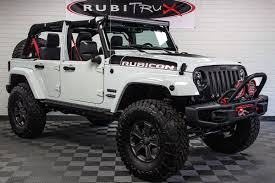 jeep rubicon white 2017 2018 jeep wrangler rubicon recon unlimited white with custom jeep