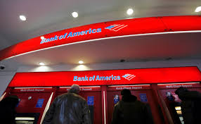 citigroup jpmorgan and bank of america bank branches are